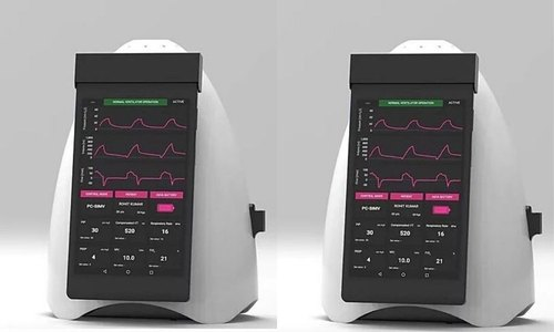 Ventilator ICU/Post Operative/Ambulatory at Rs 150000/unit   Mumbai  ID:  20851993262
