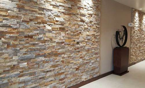 Stone Cladding For Interior At Rs 350 Square Feet Stone
