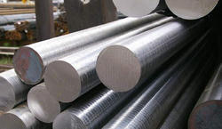 Nickel Alloy 200/201 Round Bars for Construction, Thickness: Upto 200 mm, Length: 3 meter