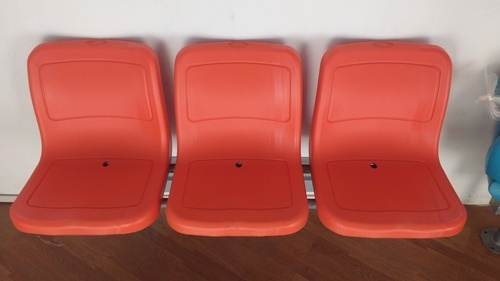 Innovative Seatings HDPE Plastic Stadium Chairs