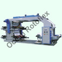 Single Color Flexo Graphic Printing Machine