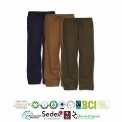 Organic Cotton Men Casual Trousers