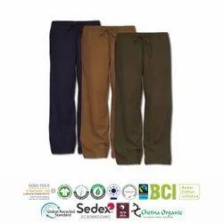 Organic Cotton Men Casual Trousers