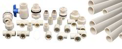 Supreme UPVC Pipe Fitting, Size: 1 and 2 inch