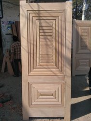 Stylish Laminated Wood Door