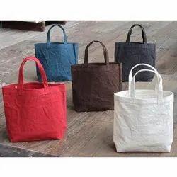 Anoo's Cotton Canvas Handle Bags, Size/Dimension: 10 X 10 X 3 Inch
