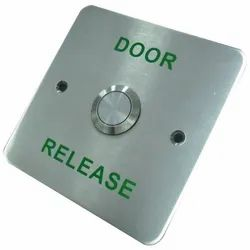 Exit Button 3 Inch X 3 Inch
