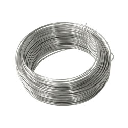 Stainless Steel Binding Wire, Quantity Per Pack: 10-20 kg, Gauge: 18