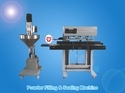 Powder Filling & Sealing Machine