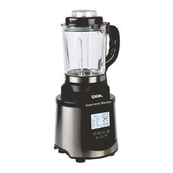Black, Gray Ideal Supersonic Multi Function Blender