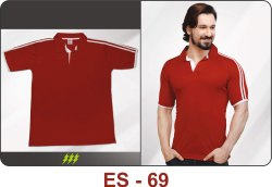 ES-69 Polyester T-Shirts