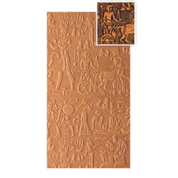 Action Embossed HDF Sheet