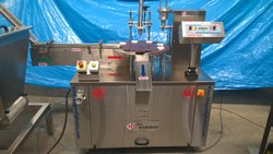 Induction Wad Cap Lining Machine
