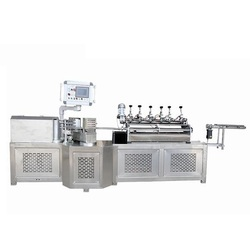 5 Blade Automatic SS Paper Straw Making Machine