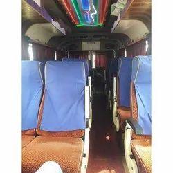 16 Seater Tempo Traveler Rental