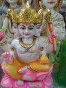 Marble Kartikey Statue