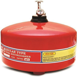 Aim-EX Carbon Steel ABC Modular Fire Extinguisher