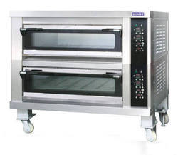 Deck Ovens Gas And Electric