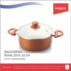 Nonstick Sauce Pan - Pearl 2075 - 20cm