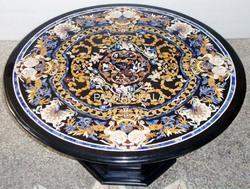 Pietra Dura Dining Table