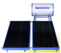 Supreme Solar SS FPC Px  500LPD Hot water systm