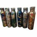 Copper Printing Bottles