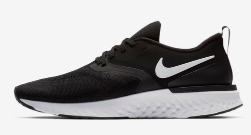 52d23715fa8d Ah1015-010 Black White Nike Odyssey React Flyknit 2 Shoes