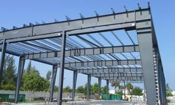 Steel Plant Structure