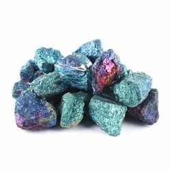 Natural Raw Chalcopyrite Crystals Gemstones in Assortment For Jewelry Making