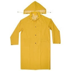 Polyester Waterproof Raincoat