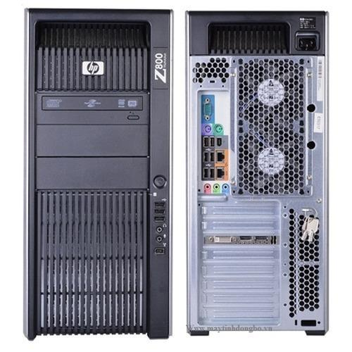 Hp Z800 Workstation 12 Core 24 Thread 64 Gb Memory