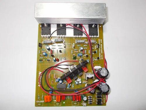 1000 Watt Power Amplifier Kit At Rs 1600 Piece Amplifier Kit Id