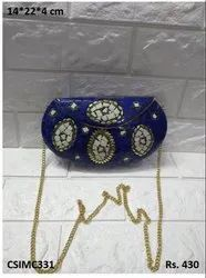 New Style Mosaic Clutch