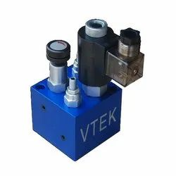 Lift Block Hydraulic Proportional Valve