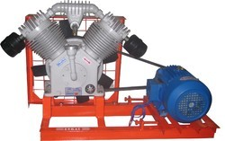 5 HP Bore Well Compressors