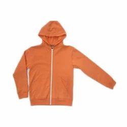 Orange Kids Hoodie