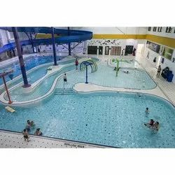 Cement Outdoor And Indoor Swimming Pool, 6 Feet