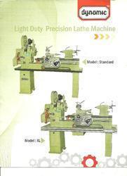 Dynamic Light Duty Lathe Machine