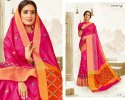 Lifestyle Garba Silk Weaving Silk Sarees