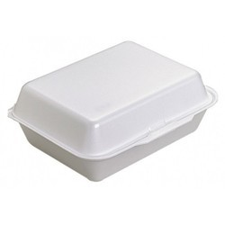 Plastic Polystyrene Containers