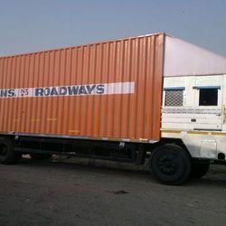 Logistic Cargo Container