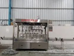 Fully Automatic 15 Kg Oil Filling Machine