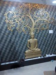 Buddha Mural