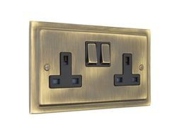 Golden Brass Sockets