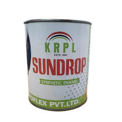 Sundrop Synthetic Enamel Paint, Packaging Type: Can