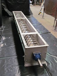 Grain Screw Conveyor