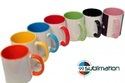 Inner Colour Mug, Size: 11oz