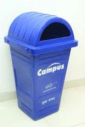 100 Litre Plastic Dustbins(Roto Moulding)