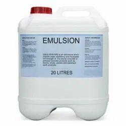 Water Repellent Emulsion, Packaging Type: Can