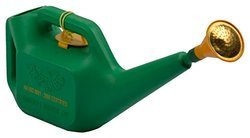 Sky Bird Watering Can Plastic Green 5 Litres)